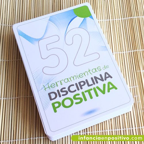 Tarjetas Disciplina Positiva