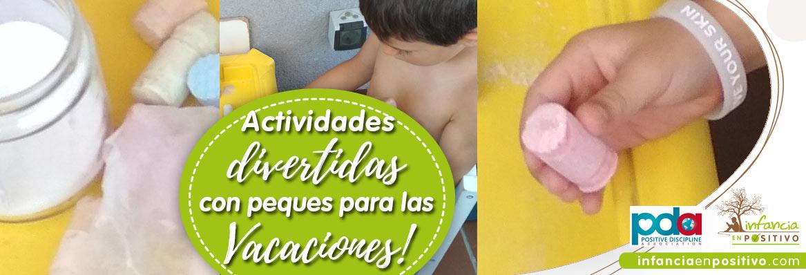 Actividades Divertidas (y baratas) para hacer con tus hijos estas vacaciones