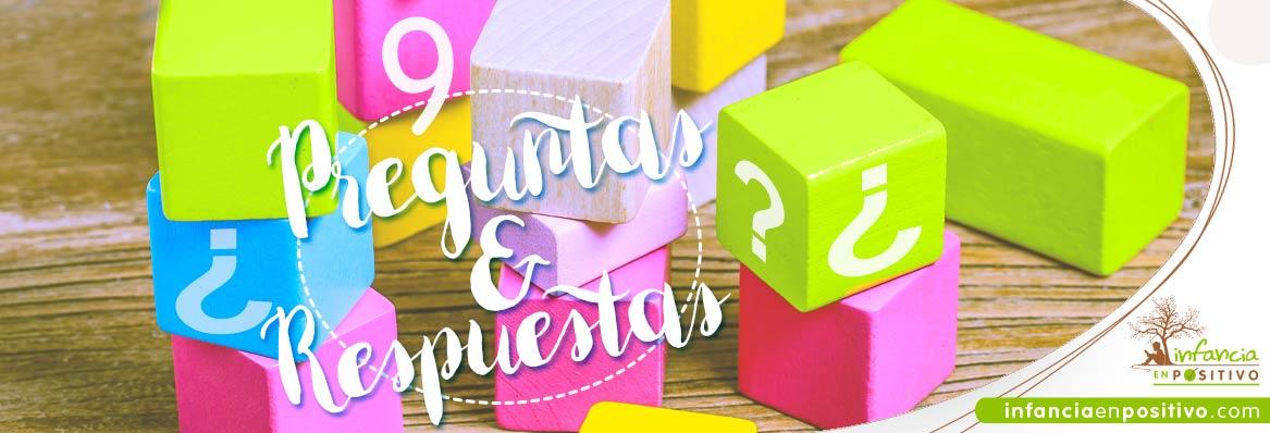 9 Preguntas y respuestas para padres de adolescentes