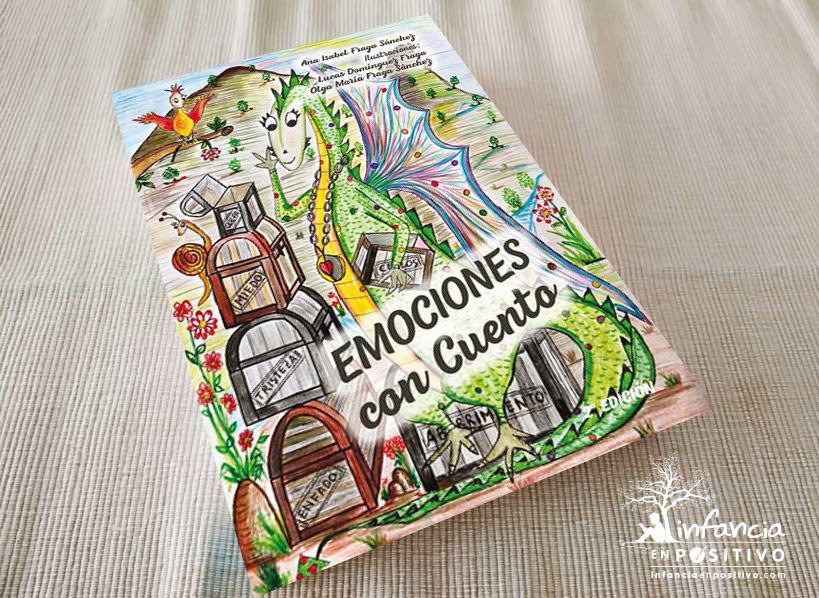 Libro Emociones con Cuento
