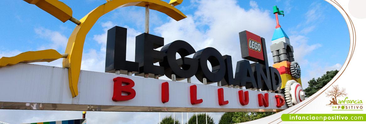 Entrada a Legoland Billund