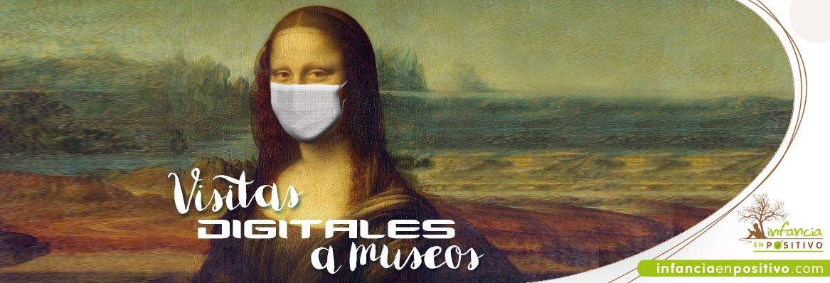 Visitas digitales a museos