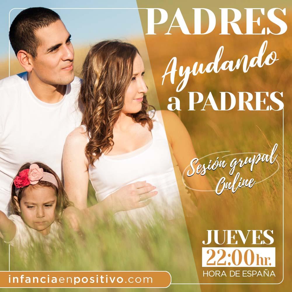 Padres ayudando a padres