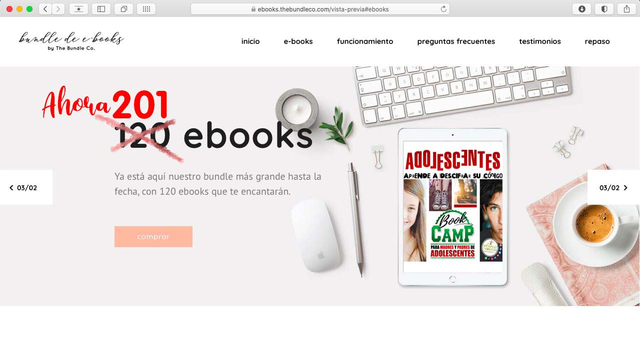bundle de ebooks premium
